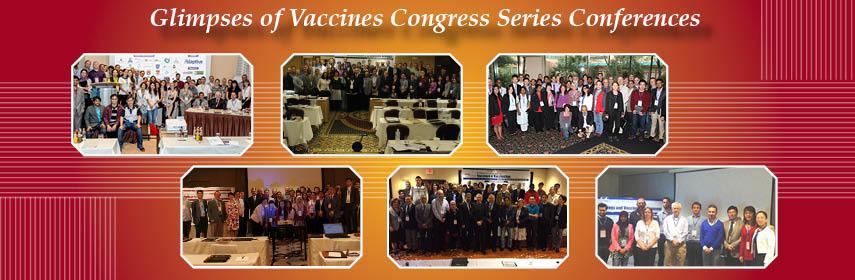 - Vaccines Congress 2019