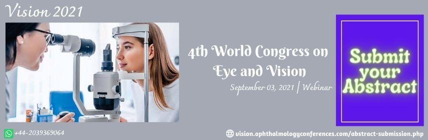Home Page Banner | Vision 2021 | Registration - Vision 2021
