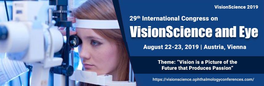 - VisionScience 2019