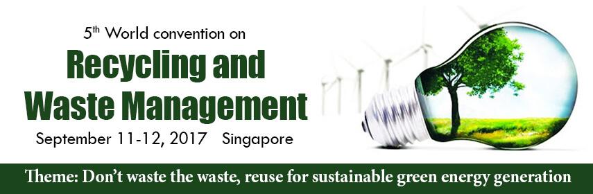 - Waste Management Convention 2017
