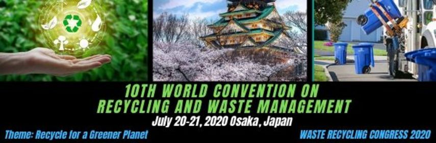 Recycling Conferences - Waste Recycling Congress 2020