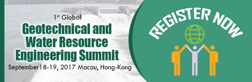 Registration - Water Resource Summit 2017