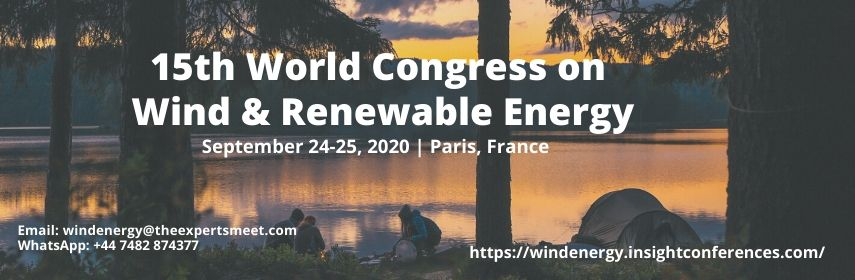 - Wind Energy 2020
