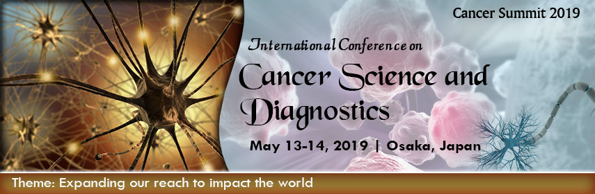 - Cancer and Diagnostics conference 2019