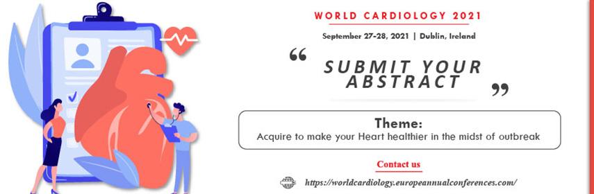 WORLD CARDIOLOGY 2021 - World Cardiology 2021