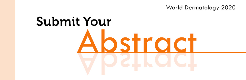 Submit Abstract - World Dermatology 2020