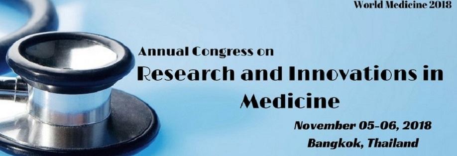 Medicine Conference - World Medicine 2018