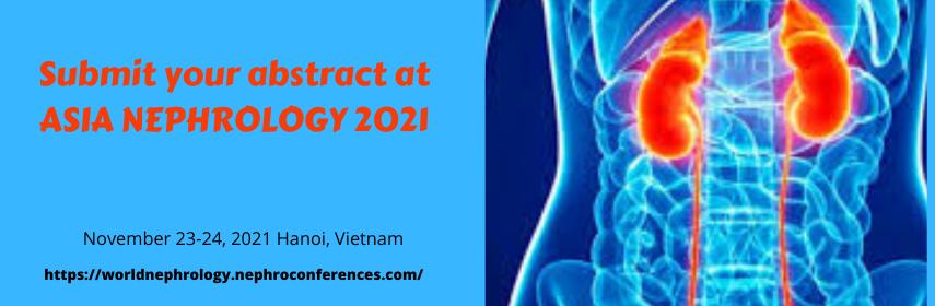 - Asia Nephrology 2021
