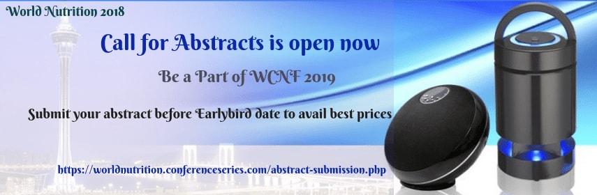 - World Nutrition 2019