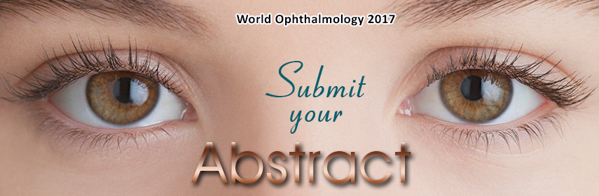 World Ophthalmology 2017 - World Ophthalmology 2017
