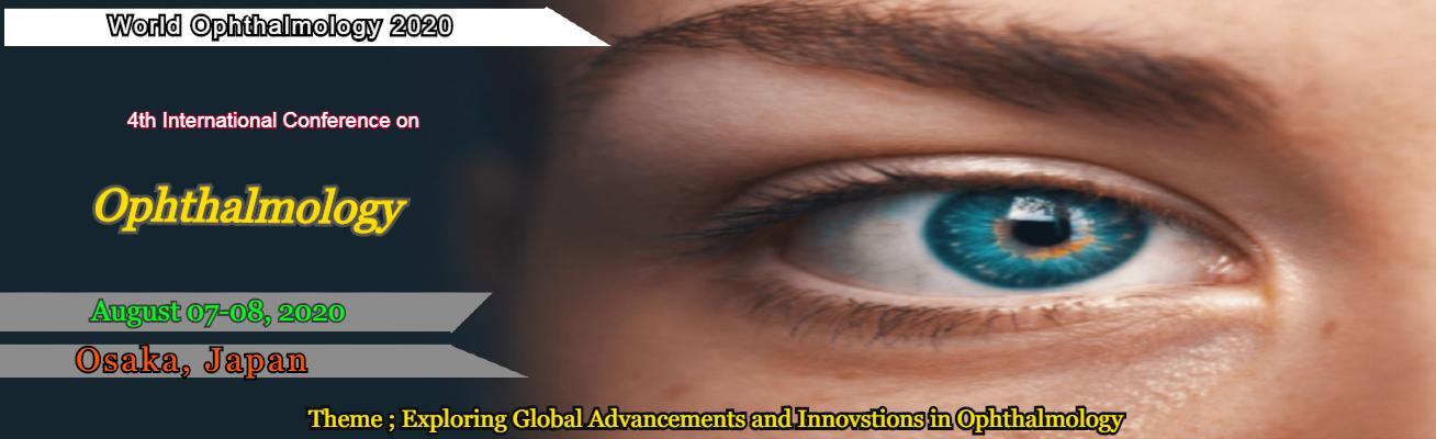 - World Ophthalmology 2020