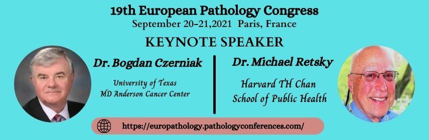 EURO PATHOLOGY 2021 - Euro Pathology 2021