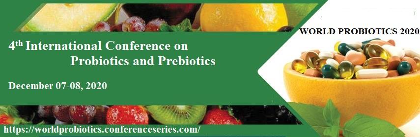 - World Probiotics 2020
