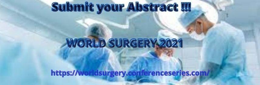 - World Surgery 2021