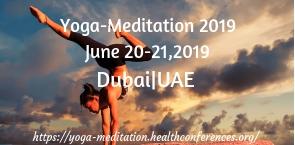 Annual Congress on Yoga and Meditation  , Dubai,UAE