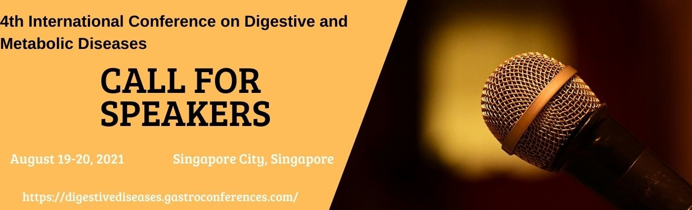 - Digestive Disease 2021