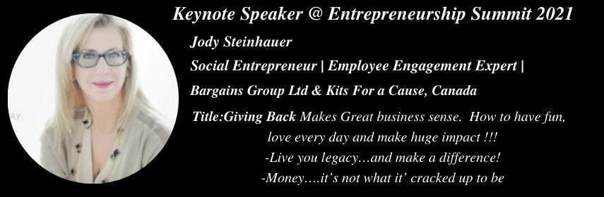 - Entrepreneurship Summit 2021