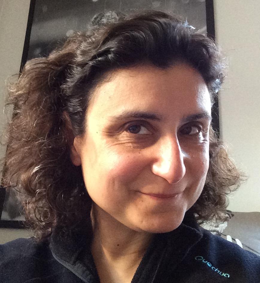 Dr. Audrey Gueniche