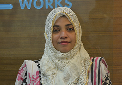Ms.Farhtheeba Rahat Khan