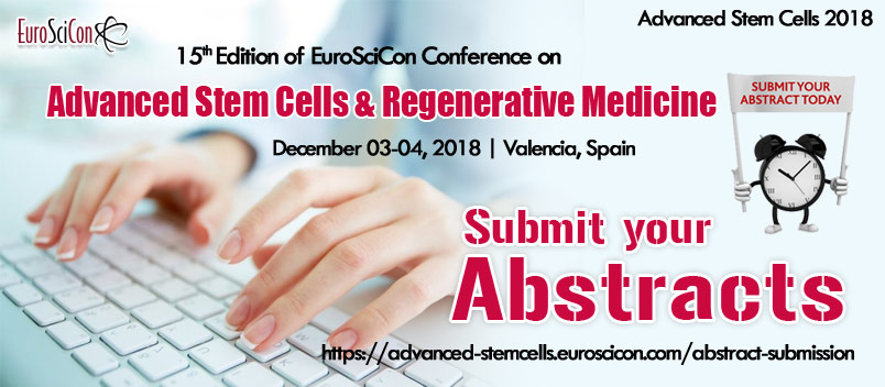 Advanced Stem Cells & Regenerative Medicine 2018