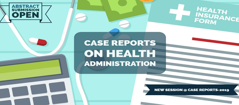 healthcare management - case reports2019