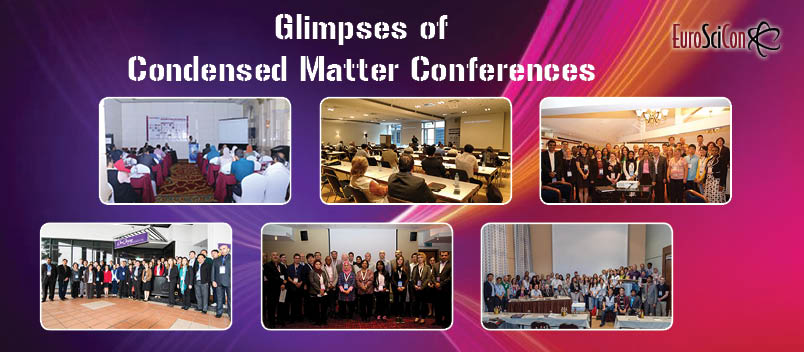 Condensed Matter Physics Conferences | Materials Physics