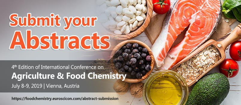 Food Chemistry Conferences | Food Science Conferences 2019