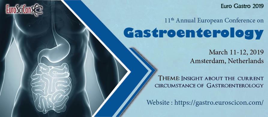 Gastroenterology Conferences 2019 | Euro Gastro 2019