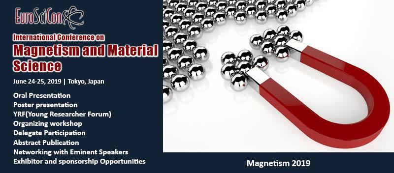 Magnetism Conferences | Material Science Conferences | Magnetism