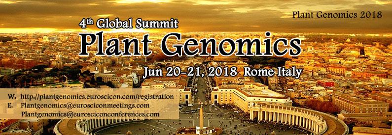 Plant Genomics 2018
