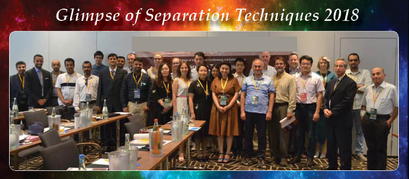 Separation Techniques Conferences