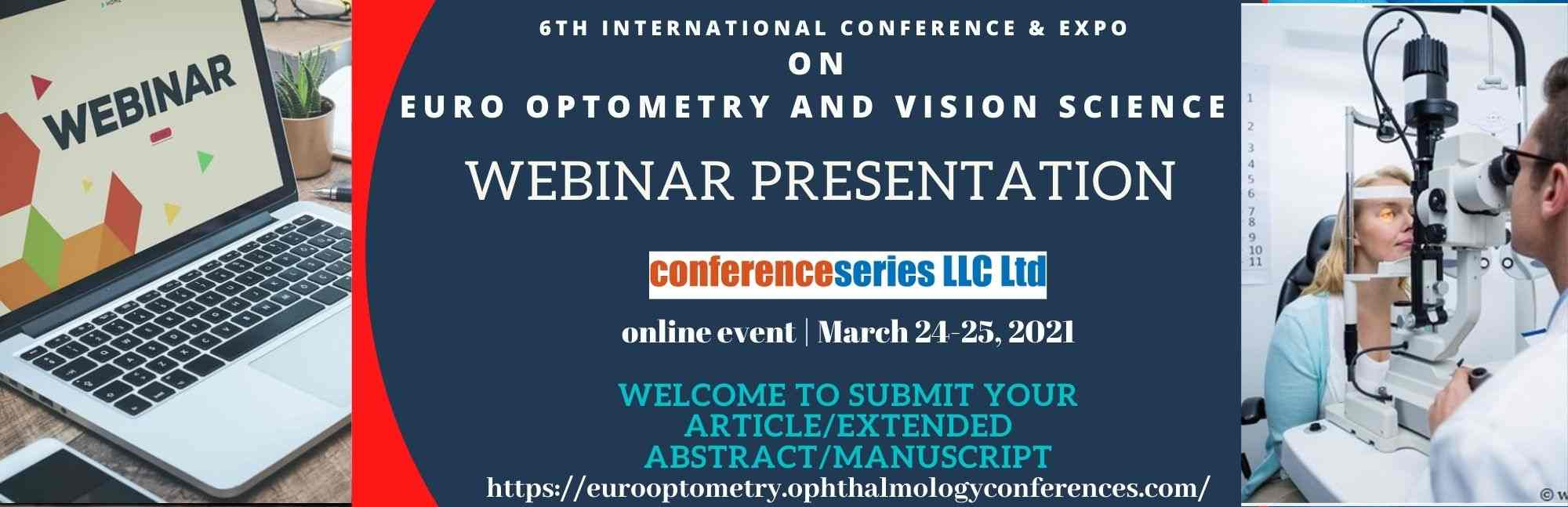 - Euro Optometry 2021