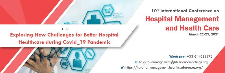 - Healthcare Management 2021