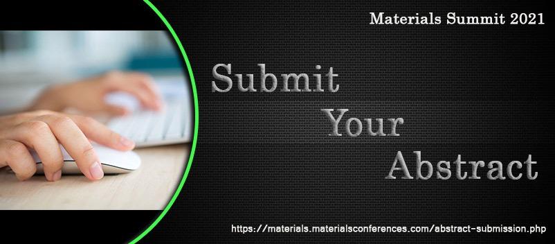 MATERIALS SUMMIT 2021 - materials summit 2021