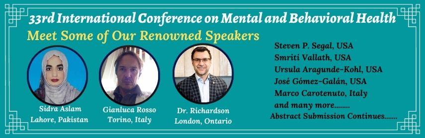 - Mental Health Congress 2021