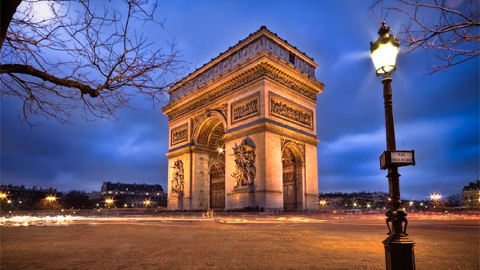 paris arc de triomphe - HD1300×867