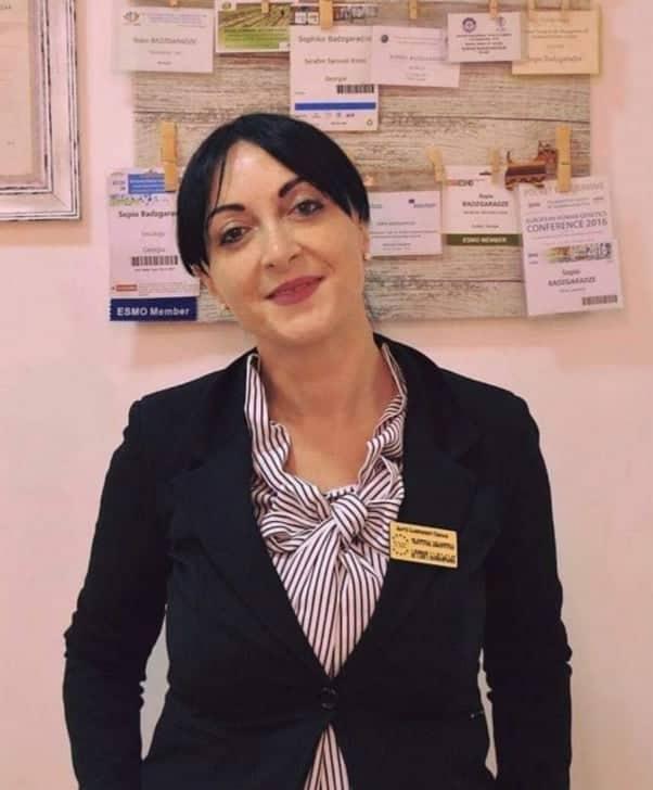 S. Badzgaradze