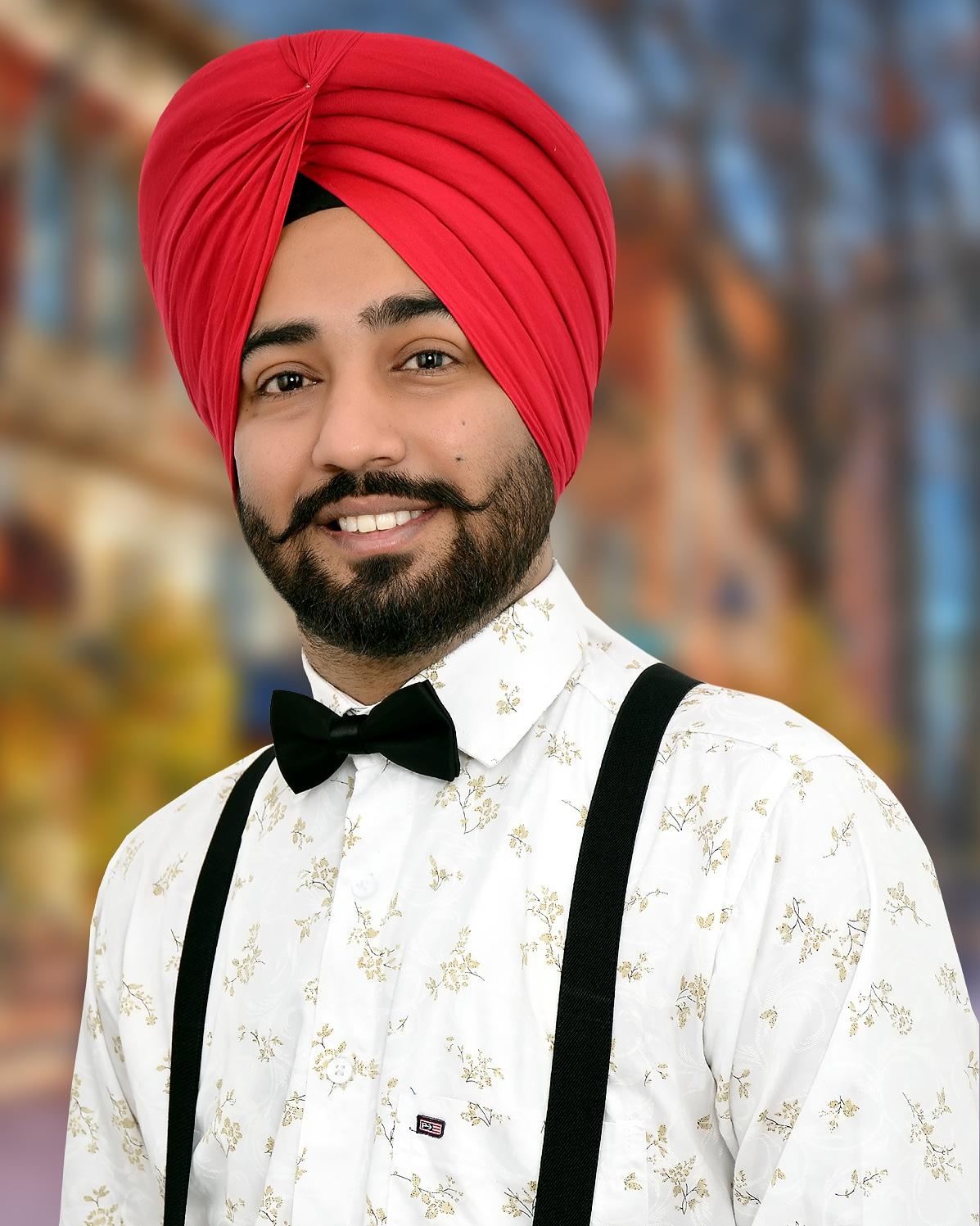 Meetings International -  Conference Keynote Speaker Amolack Singh photo