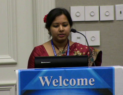 Meetings International - Cardiology 2018 Conference Session Speaker Rajlaxmi Basu photo