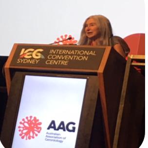 Meetings International -  Conference Keynote Speaker Thresa Flavin photo