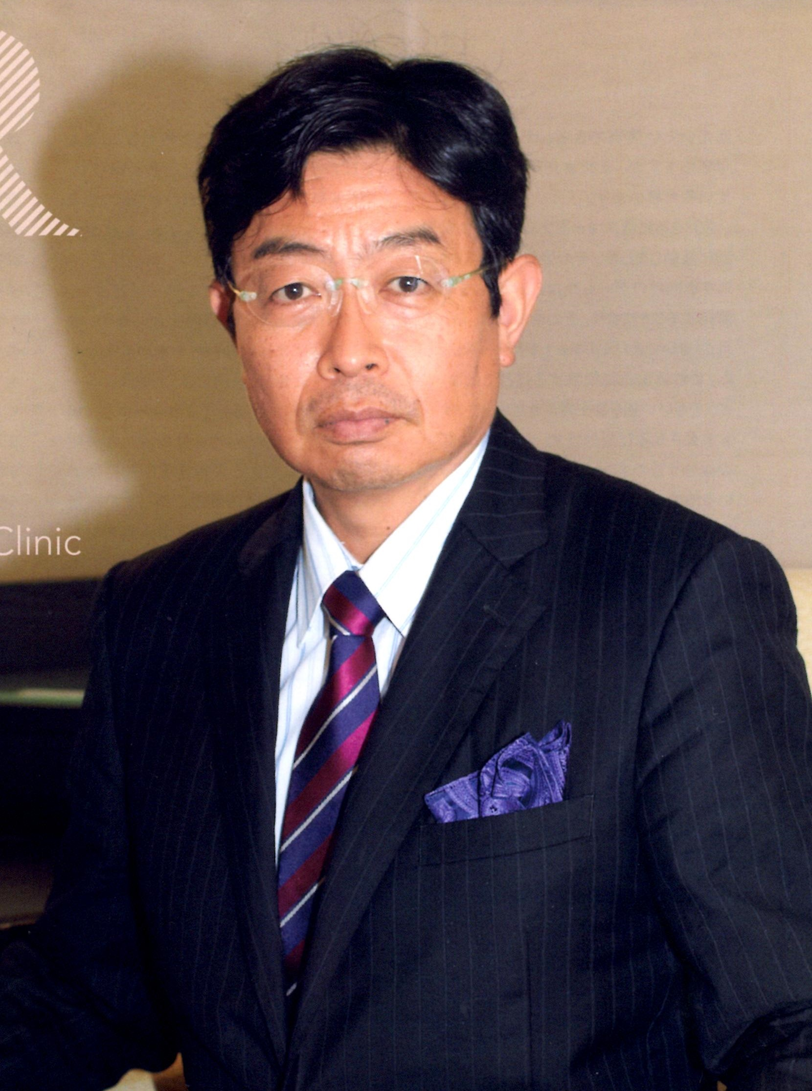 Meetings International - Dental Meeting 2018 Conference Keynote Speaker Yoshiro Fujii photo