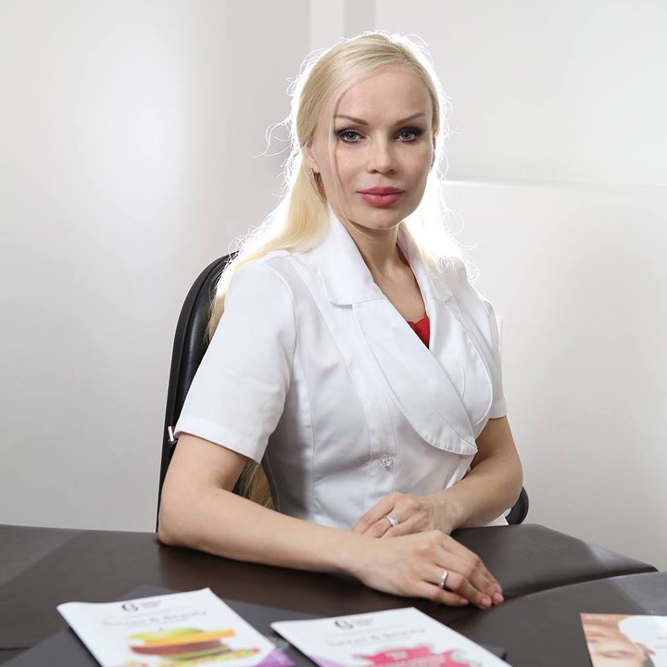 Meetings International - Euro Surgeons Meet 2019  Conference Keynote Speaker Galyna Khrushch photo