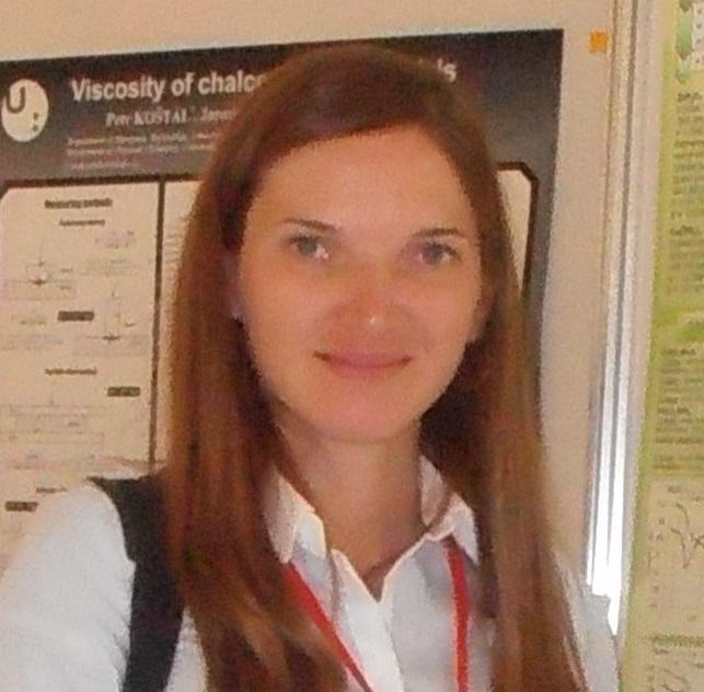 Meetings International - Materials Science 2019 Conference Keynote Speaker Nataliia Gorodylova photo