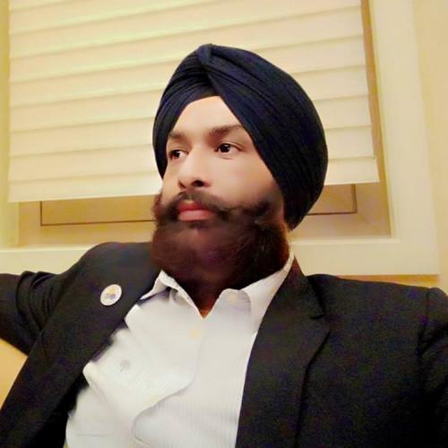 Meetings International - Nuclear Energy 2019 Conference Keynote Speaker Ramandeep Singh Sidhu photo