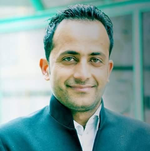 Meetings International -  Conference Keynote Speaker Qudratullah Muslim photo