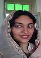 Meetings International - Plant Genomics 2021 Conference Keynote Speaker Zainab Khanum photo