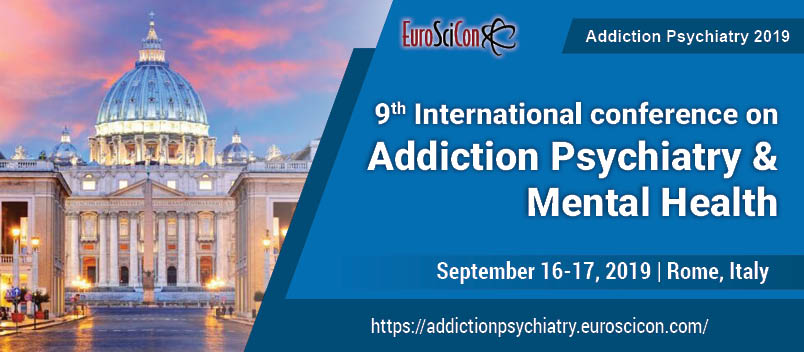 Addiction Conferences | Psychiatry Conferences 2019