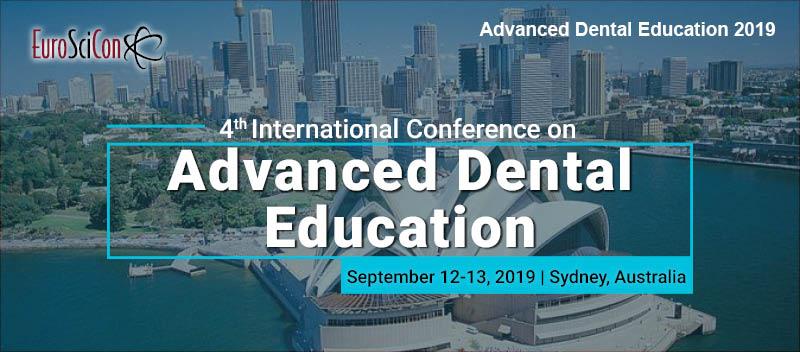 Dental Conferences   Dentistry Conferences Europe   2019   USA Oral