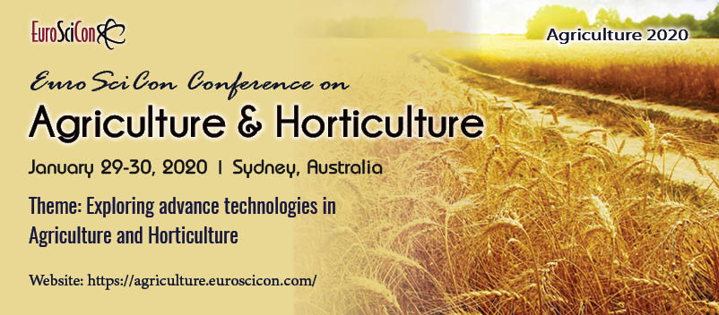 Agriculture Conferences | Horticulture Conferences | Meetings
