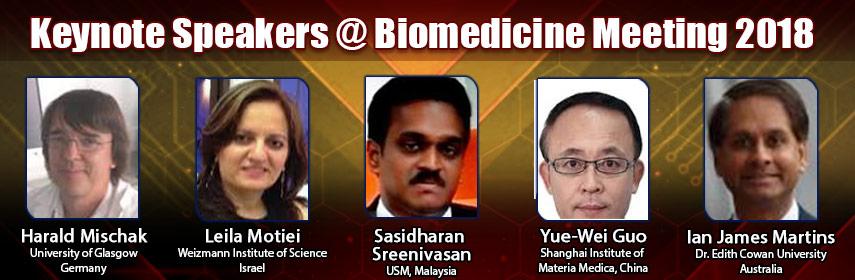 Biomedicine Meeting 2018